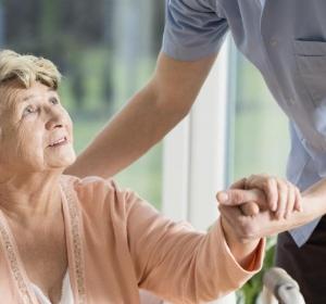 Caminul de persoane varstnice al Asociatiei Buna Vestire Slimnic